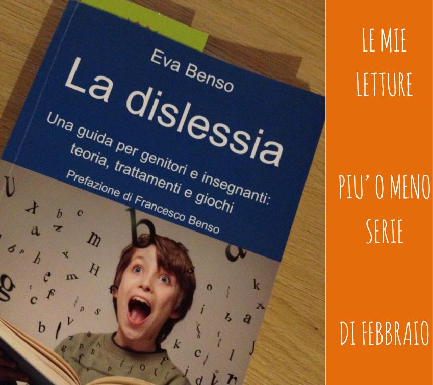 La Dislessia. Eva Benso